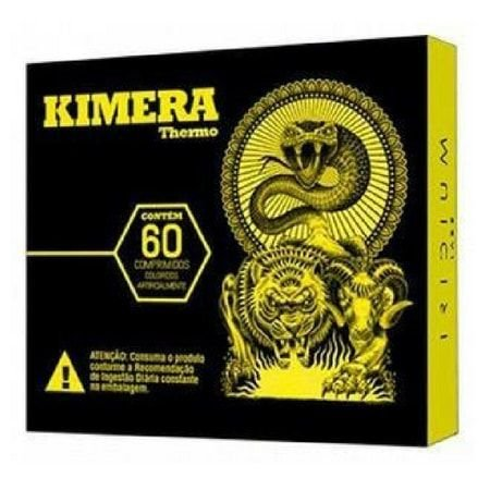 Kimera Thermo (60 Caps) - Iridium Labs