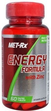 Energy Formula com Zinco - Met-Rx