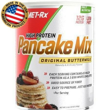 Pancake Mix High Protein - (908g) - Met-Rx