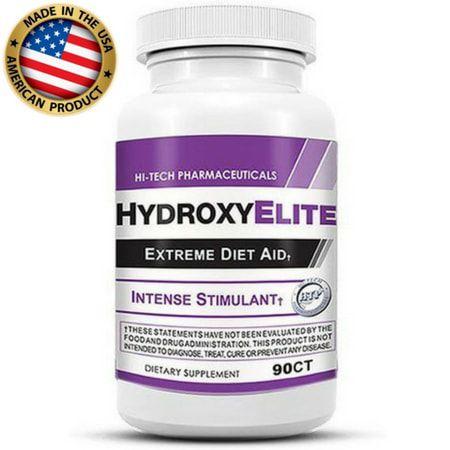 Hydroxyelite - (90 cápsulas) - Hi-Tech Pharmaceuticals