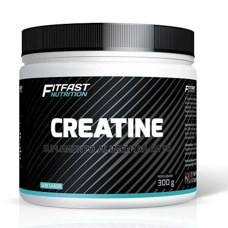 Creatina - (300g) - Fit Fast Nutrition