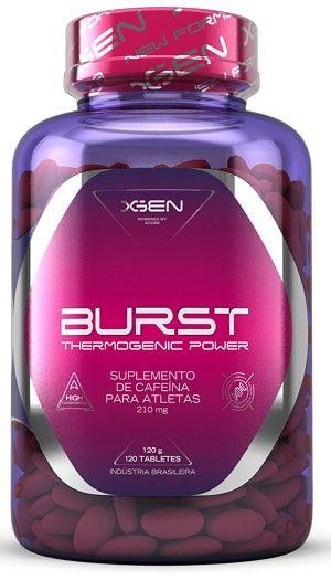 7fab2a91c Burst Thermogenic Power - (120Tabs) - Xgen Nutrition