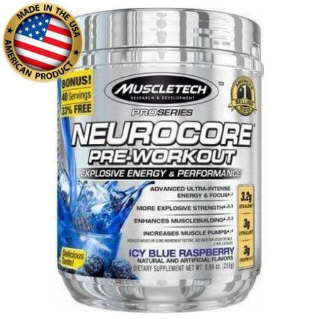 Neurocore - Pre Treino Importado - Muscletech
