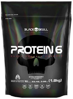 PROTEIN 6 - Black Skull