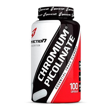 Chromium Picolinate - (100caps) - Body Action