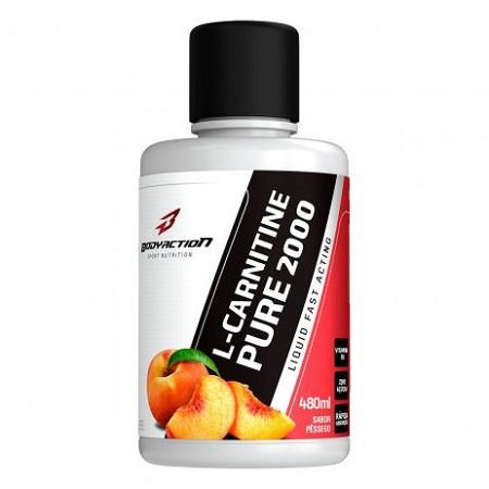 L-Carnitine Pure (480ml) - Body Action