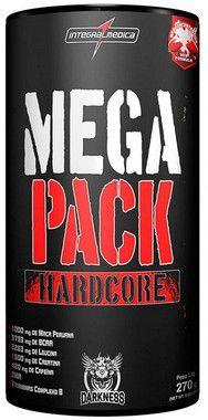 Mega Pack Hardcore - Integralmédica