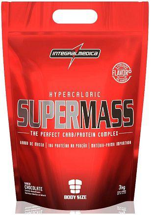 Super Mass -(3Kg) - Integralmedica