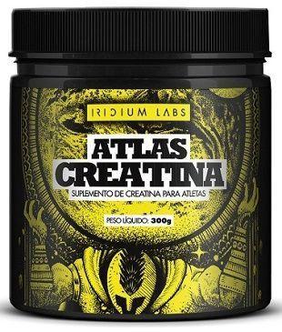 Atlas Creatina - (300g) - Iridium Labs