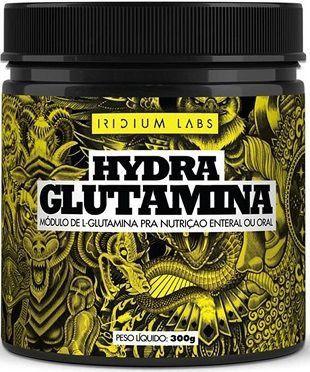 Hydra Glutamina - (300g) - Iridium Labs
