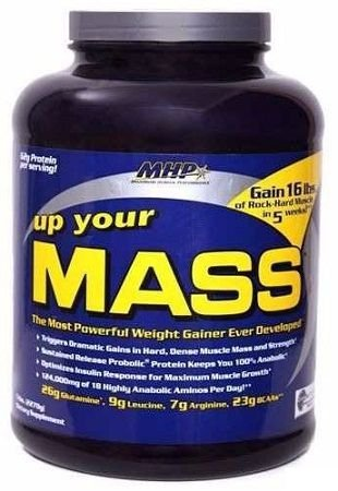 Up Your Mass (2,27kg) - MHP
