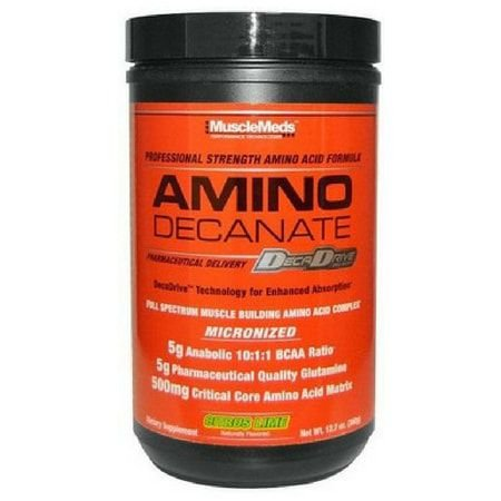 Amino Decanate - MuscleMeds