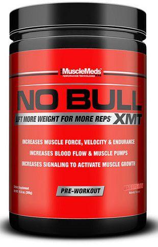 No Bull - (319g) - Musclemeds