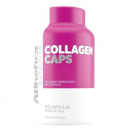 Collagen Caps - Atlhetica Nutrition