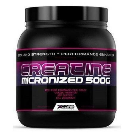 ZMA - Z-Man - (90 Caps) + Creatina - (500g) - Xcore Nutrition