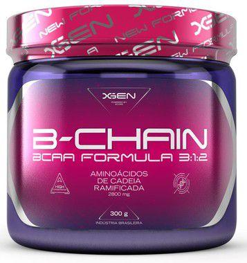 WH3Y 3 Whey Protein (900g) + B-CHAIN BCAA Formula 3:1:2 (300g) + Kreat Creatina Monohydrate - (300g) - XGEN Nutrition