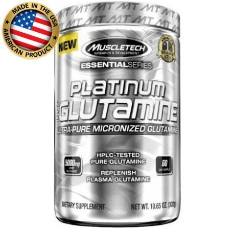 Platinum Glutamine -  Muscletech