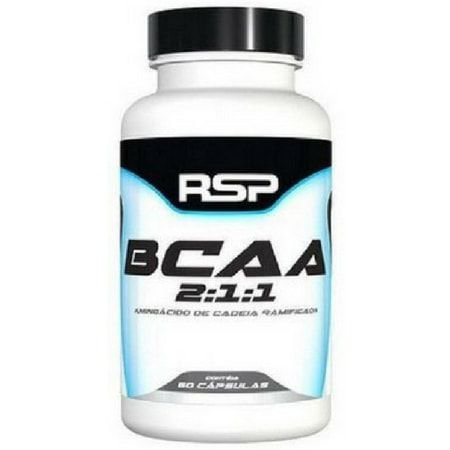 BCAA 2:1:1- RSP Nutrition