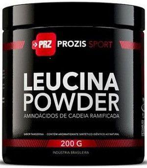Leucina Powder - (200g) - Prozis Sports
