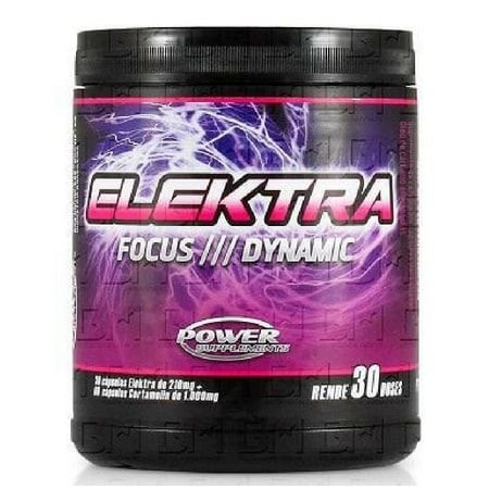 Elektra - (30 doses) - Power Supplements