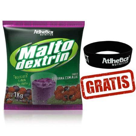 Maltodextrina - (1kg) - Atlhetica Nutrition