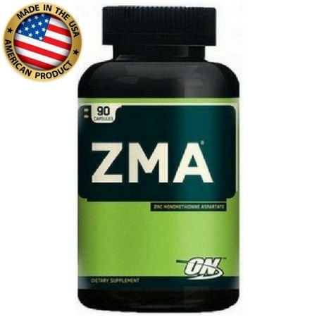 ZMA - (90 Cápsulas) - Optimum Nutrition
