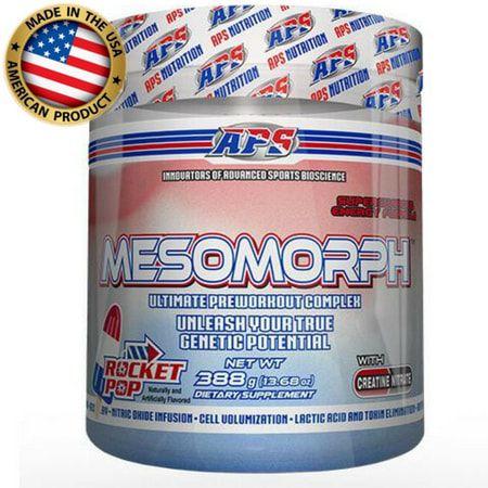 MESOMORPH (388G) - Pré Treino importado - APS