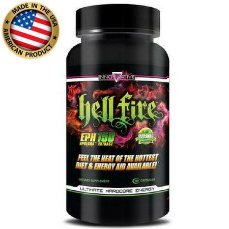 HellFire (90 Caps) – Innovative Labs