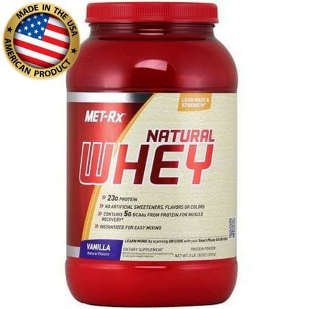 Natural Whey -  Met-RX