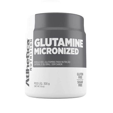 Glutamina Micronized - (300g) - Atlhetica Nutrition