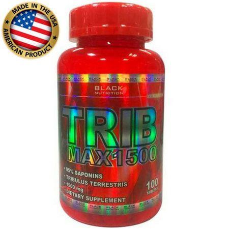 Trib Max 1500mg - (100 tabs) - Black Nutrition