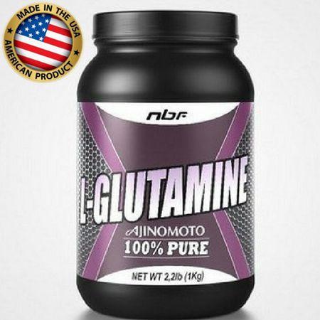 L-Glutamina Ajinomoto 100% Pure - NBF Nutrition