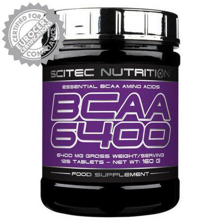 Bcaa 6400 - Scitec Nutrition (Europeia)