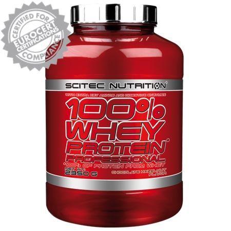 100% Whey Protein Professional - Scitec Nutrition (Europeia)