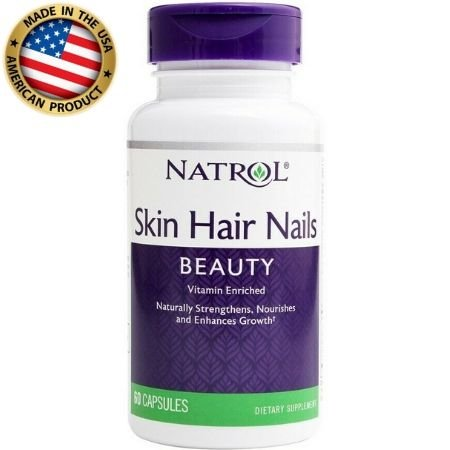 Hair Skin & Nails - (60 tabs) - Natrol