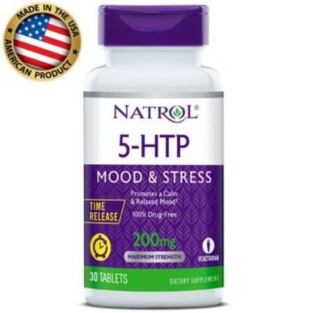 5-HTP - (30 caps) - Natrol