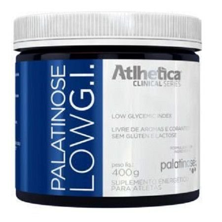 Palatinose Low G.I - (400g) -  Atlhetica Nutrition