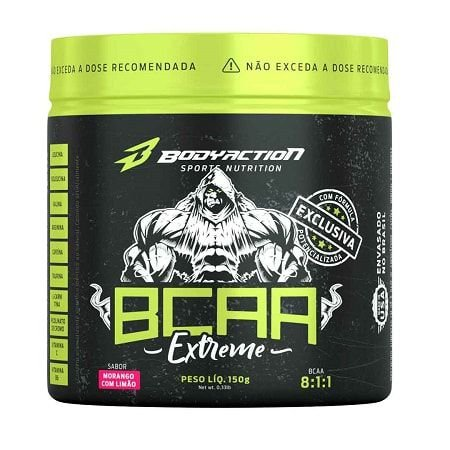 Bcaa Xtreme 8:1:1- (150g) - Body Action