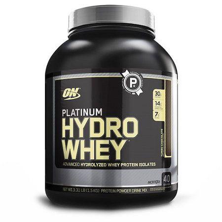 Platinum Hydro Whey - (1590g) - Optimun Nutrition
