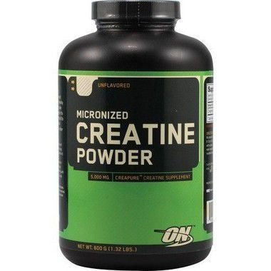 Creatina Creapure Powder - Optimum Nutrition