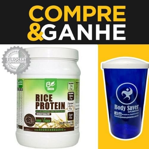 Rice Protein (Vegana) - Be Green