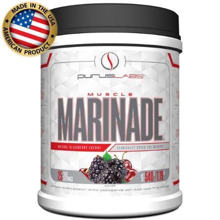 Pré treino Muscle Marinade - (540g) - Purus Labs