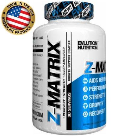 Z-matrix (zma) - (120 caps) - Evolution Nutrition
