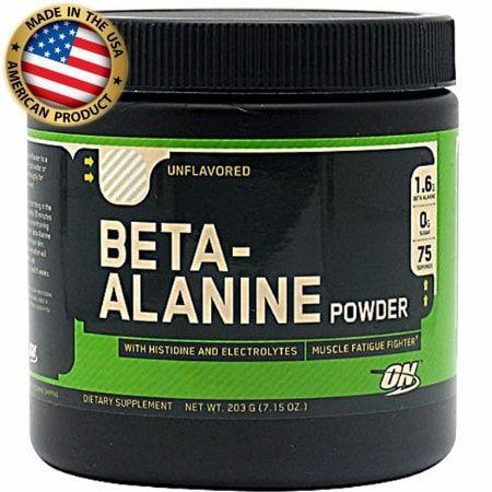Beta Alanina - (75 doses) - Optimum Nutrition