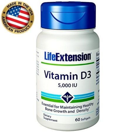 Vitamina D3 - Life Extension