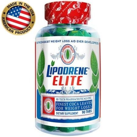 Lipodrene Elite - (90 tabs) - Hi-Tech Pharmaceuticals