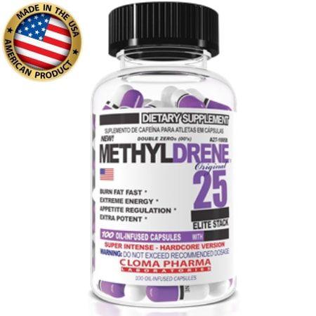 Methyldrene Elite Stack - (100 caps) - Cloma Pharma