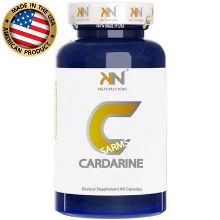 Cardarine - (60 caps) - KN Nutrition