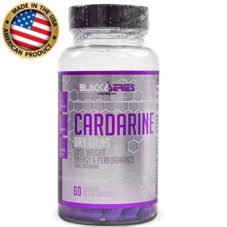 Cardarine - (60 caps) - Hi-Tech Black Series