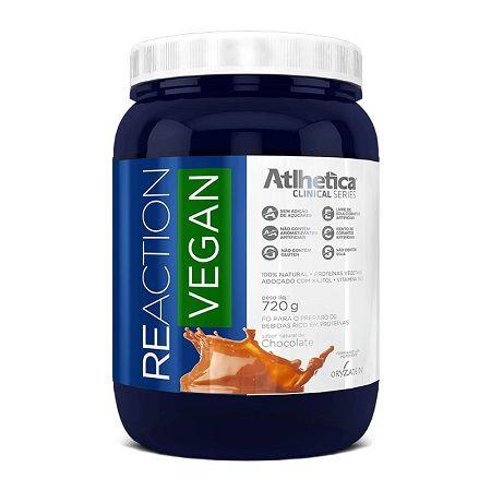 Reaction Vegan - (720g) - Atlhetica Nutrition